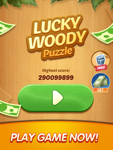 Lucky Woody Puzzle - Big Win with Wood Block Games modavailable screenshots 5