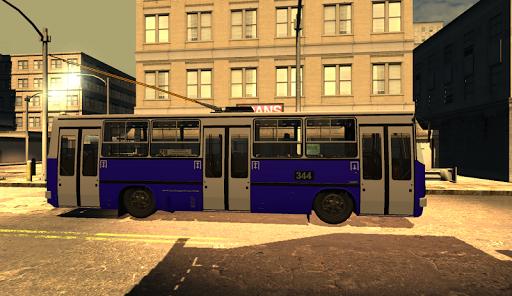 Троллейбус симулятор 2016