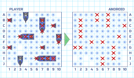 Sea Battle - Battleships 1.00 screenshot 1757270