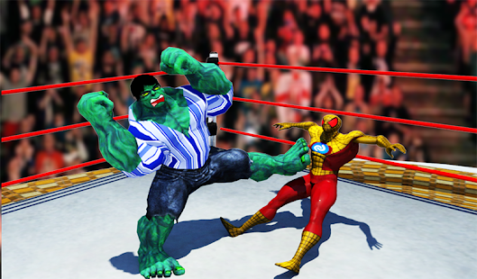 [Download Grand Superheroes Ring Battle for PC] Screenshot 23
