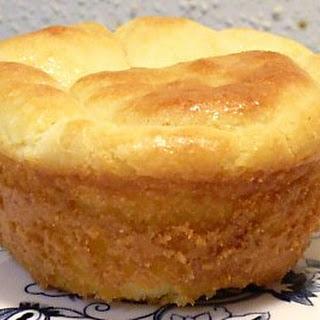 ORANGE SOUR CREAM CAKES