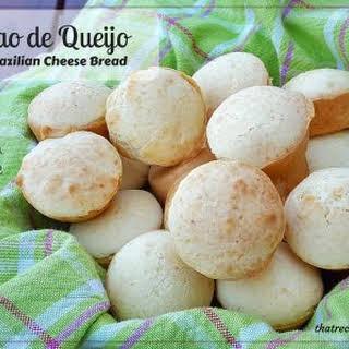 Pao de Queijo – Brazilian Cheese Bread.