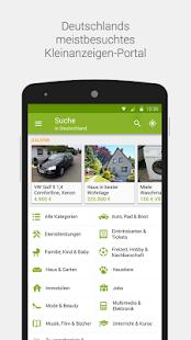 eBay Kleinanzeigen for Germany- screenshot thumbnail
