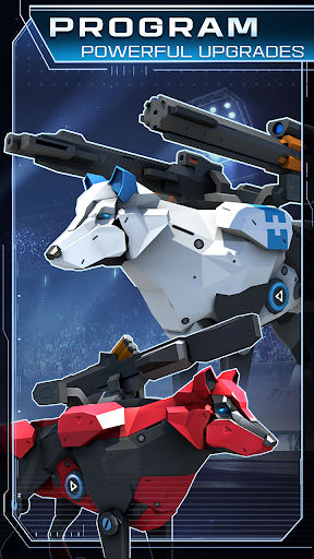 Robotic Warriors screenshot 15
