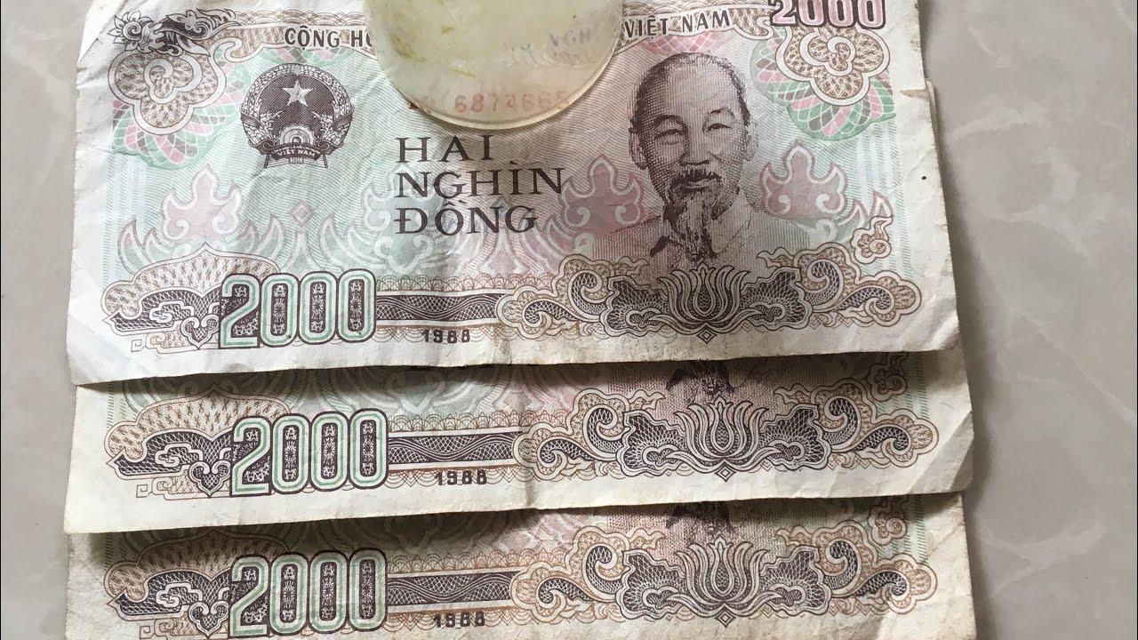 Cách làm bùa yêu bằng tờ tiền 2000 tương tự với cách làm bùa yêu bằng tờ tiền 5000