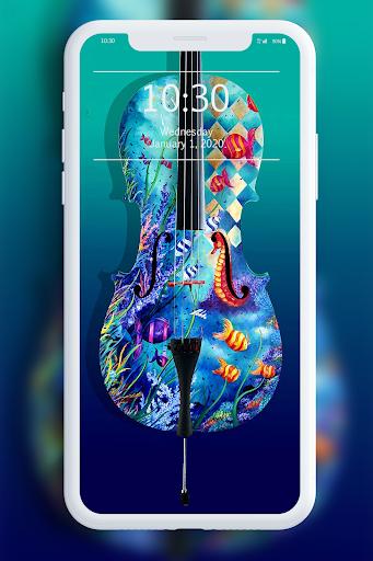Music Wallpaper 1.1 screenshots 5