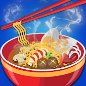 Chinese Food Maker! Food Games!