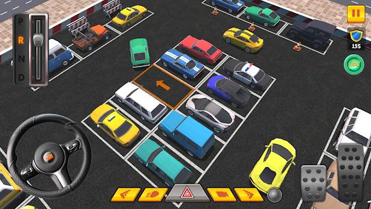 Car Parking 3D Pro MOD (All Cars Unlocked) 1
