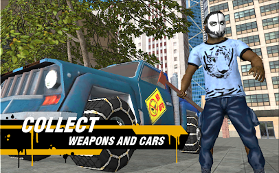 Real Gangster Crime APK screenshot thumbnail 2