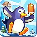 Hopping Penguin icon