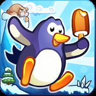 Hopping Penguin [Мод: много денег]