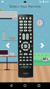 Remote for Toshiba - NOW FREE - náhled