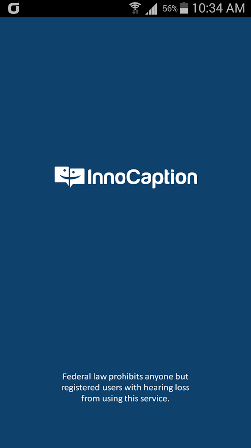 InnoCaption- screenshot