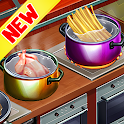 Cooking Team - Chef's Roger Restaurant Games icon