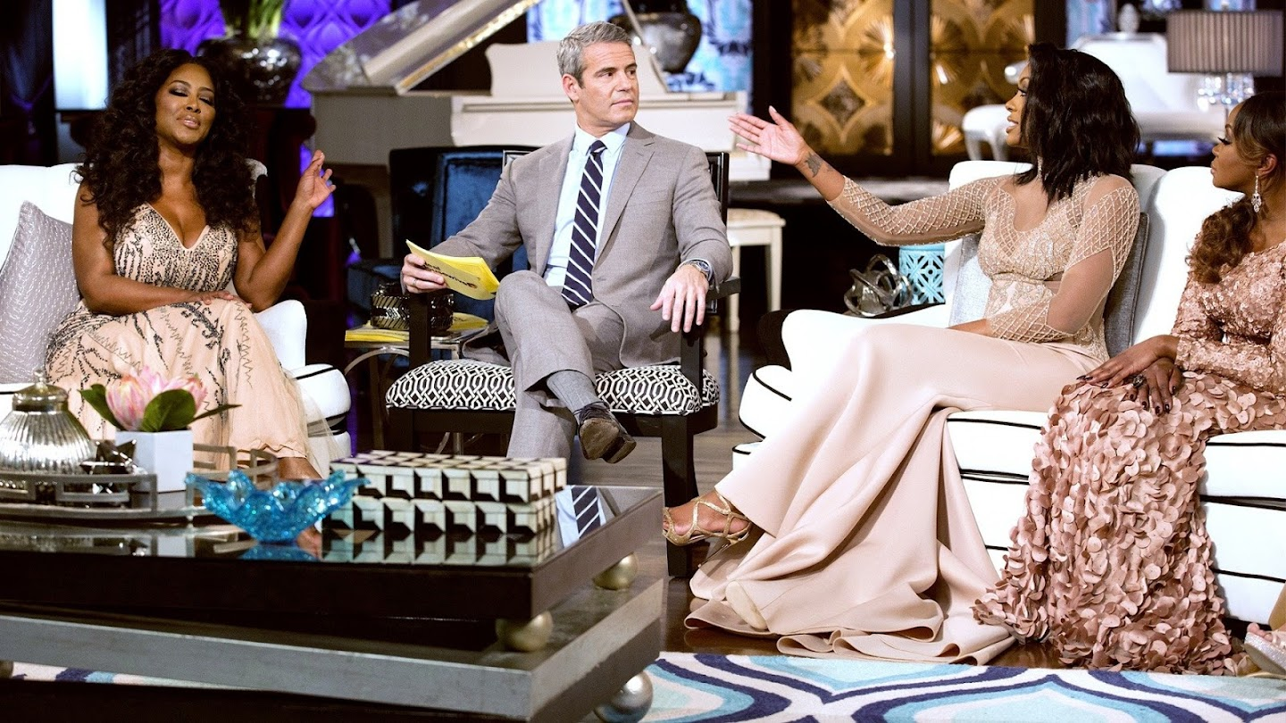 Watch The Real Housewives Top 20 Reunion Moments live