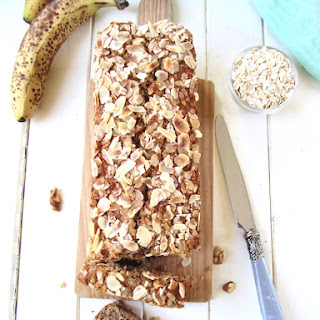 Healthy High Protein Vegan + GF Banana Nut Bread (One Bowl!)