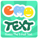 Guess The Emoji Text : EmoText icon