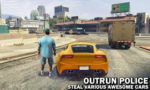 Gangster Town Auto screenshot 2