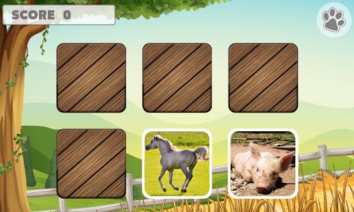 Animal Games for Kids