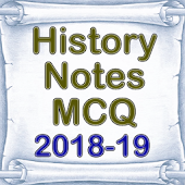 India World History Notes MCQ