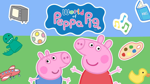 World of Peppa Pig u2013 Kids Learning Games & Videos screenshots 1