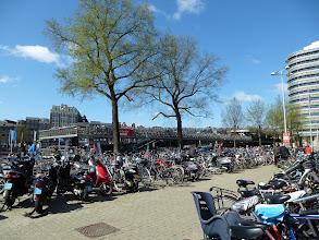 Photo: Gazillions of bicycles!