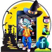 Halloween Trick Or Treat Theme