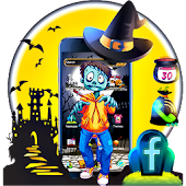 Halloween Trick Or Treat Theme