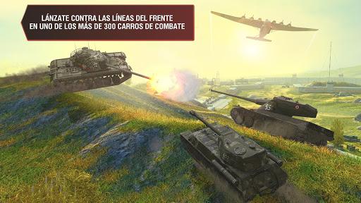 World of Tanks Blitz MMO  trampa 2