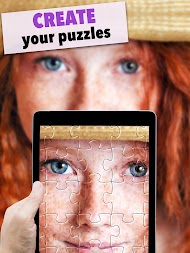 World of puzzles - best classic jigsaw puzzles APK screenshot thumbnail 6