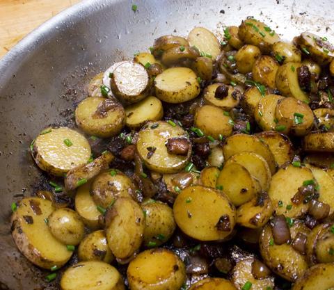 Breakfast Potatoes Recipes 1