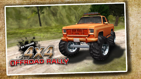Extreme 4X4 Offroad Rally 1.2 screenshot 66918
