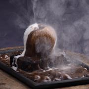 Kobe Sizzling Brownie