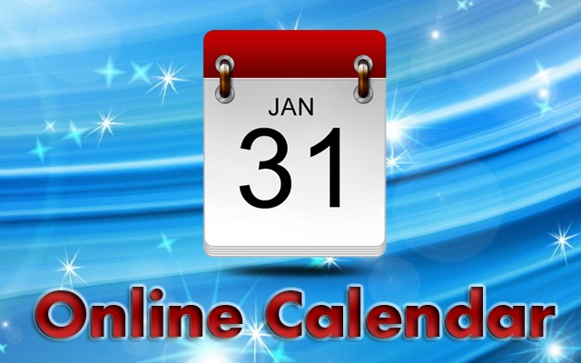 Online kalendar