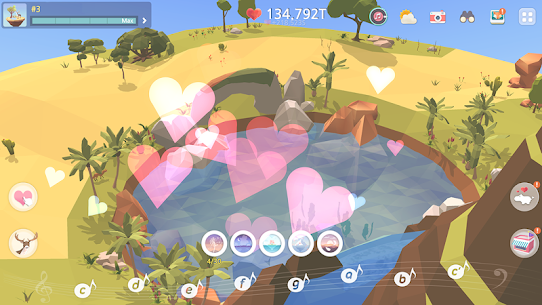My Oasis Season 2 : Calming and Relaxing Idle Game  Apk Download For Android and Iphone 5