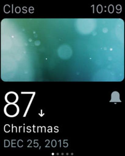 Dreamdays Countdown Free screenshot 16