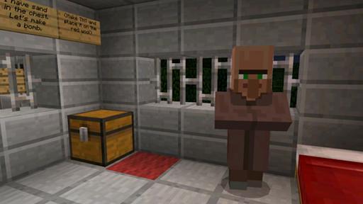 玩免費書籍APP|下載Prison Escape Minecraft PE Map app不用錢|硬是要APP