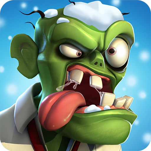 🎄Clash of Zombies 2:Heroes Game