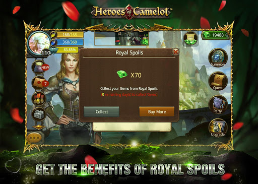 Heroes of Camelot filehippodl screenshot 24