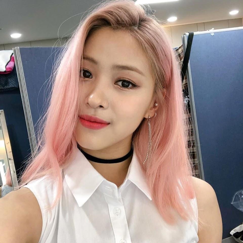 short pink 9