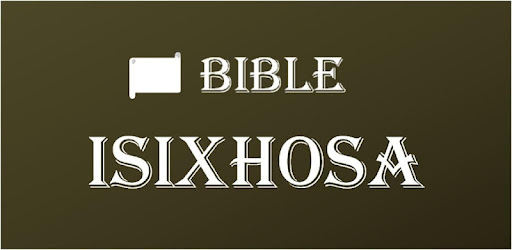 Xhosa bible 1859 apps on google play fandeluxe Choice Image