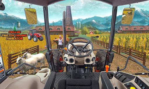 Canada's Mega Organic Tractor Farming SIM 2019 1.0 screenshots 2