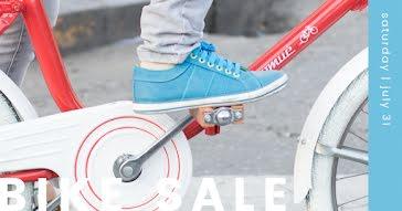 Kids' Bike Sale - Facebook Event Cover Template
