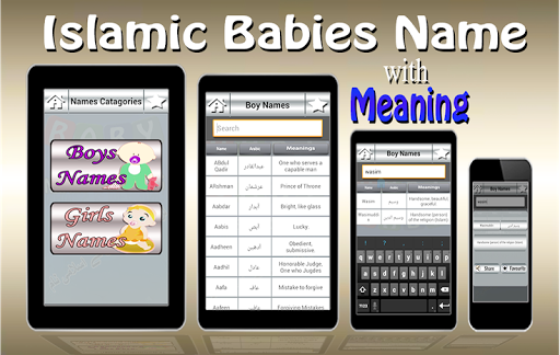 Baby Name with Meaning_Muslim