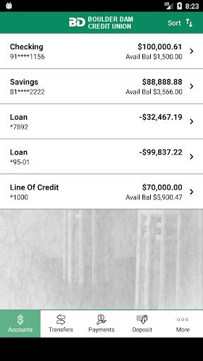 BDCU Mobile  screenshots 3