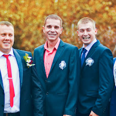 Wedding photographer Roman Romanov (RRoman). Photo of 10.11.2015