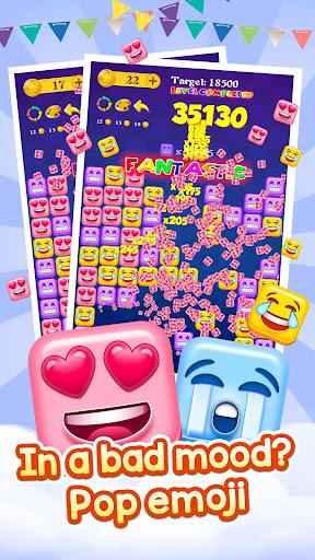 PopEmoji! Funny Emoji Blitz!!! Screenshot