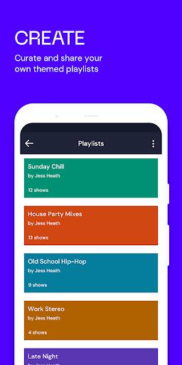 Mixcloud - Radio & DJ mixes 26.2.2 screenshots 3