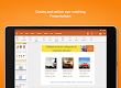 screenshot of OfficeSuite - Free Office, PDF, Word,Sheets,Slides