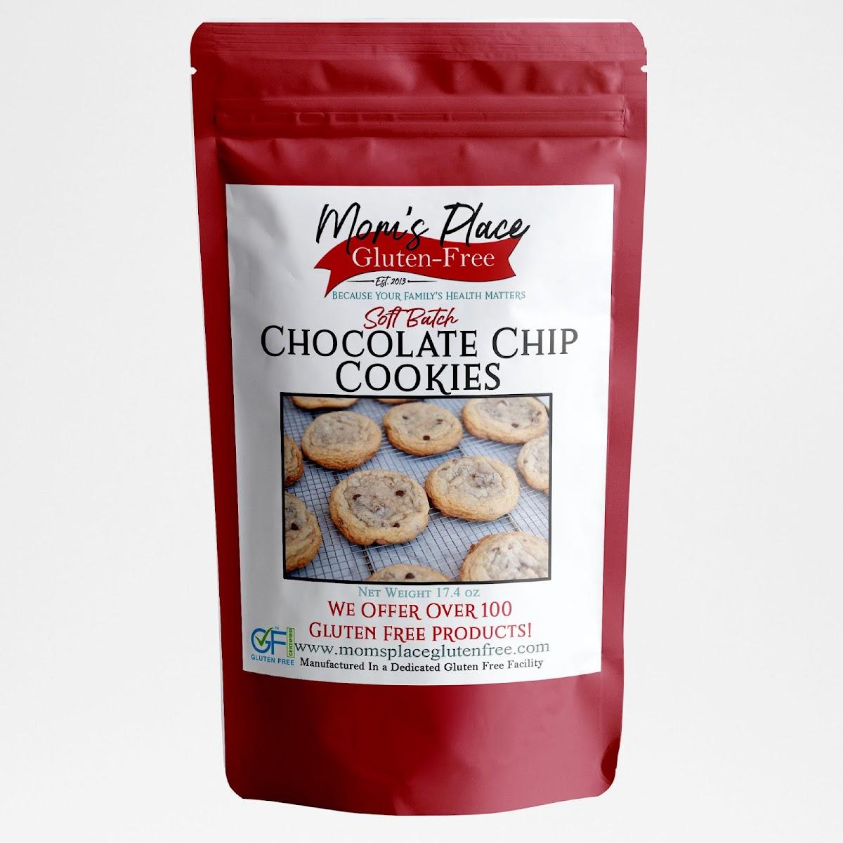 Gluten-Free Chocolate Chip Cookies Mix